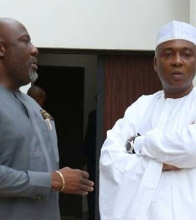 APC Youths Back Melaye, Says Senate Is Not An Extension Of Tinubu's Empire