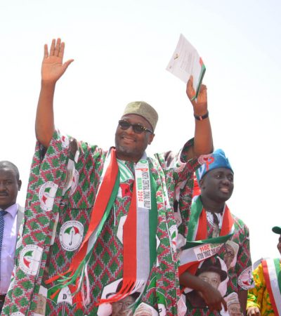 Dasukigate: Former PDP National Chairman, Adamu Mua'zu, On The Run