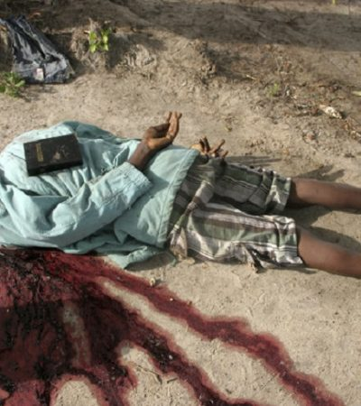 NGO Threatens Buhari With Lawsuit Over Killings Of Christians