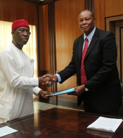 Revenue Drive: Okowa Goes Crazy, Turns Delta Youths To Gamblers… Stops Salaries Of LGAs Political Appointees