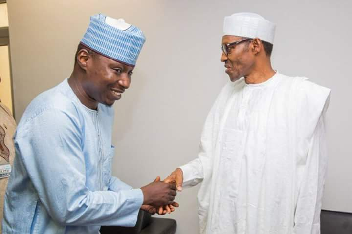 Abu and the President