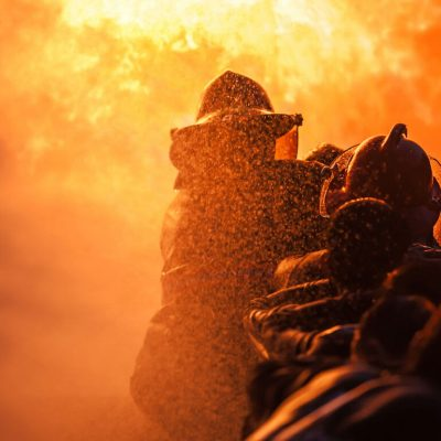 Firefighter Seriously Burned in House Fire in Brooklyn