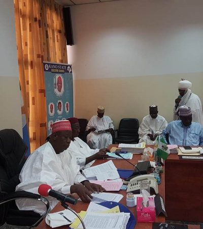 Gov. Ganduje Inaugurates Committee On Ward Level Primary Health Care