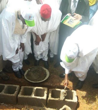 Ganduje Kicks Off N36B Waste Recycling Plant In Kano