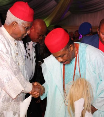 Obiano Calls For Partnership As Anambra Kicks-Off Silver Jubilee Celebrations