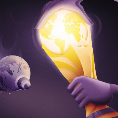 Forget President: The More Important FIFA Vote Is on Reforms for world sports