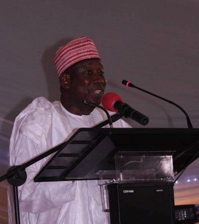 """Kano State Govt Will Assist Young Entrepreneurs"" – Ganduje"