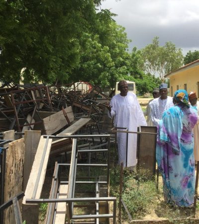 Borno Set To Renovate Boarding Schools Occupied by IDPs