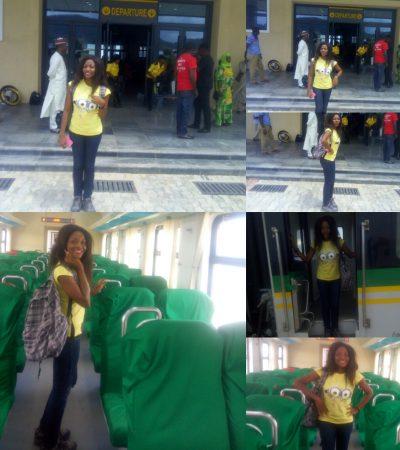 #ReportersDiary: Abuja Rail Line Experience; Don't Applaud Yet – By Cynthia Ferdinand