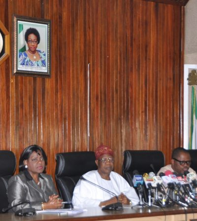 FG Releases Concrete Proof Of Efforts To Secure Release Of Chibok Girls