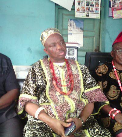 Traditional Stool: Community Alerts Gov. Ugwuanyi Of Impending Crisis