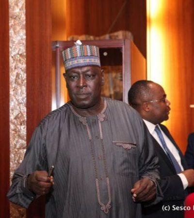 SGF: 38 CSOs Protest In Abuja, Issue 72 Hours Ultimatum To Senate