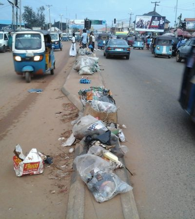 Epidemics Loom In Delta, As Waste Litters State Capital