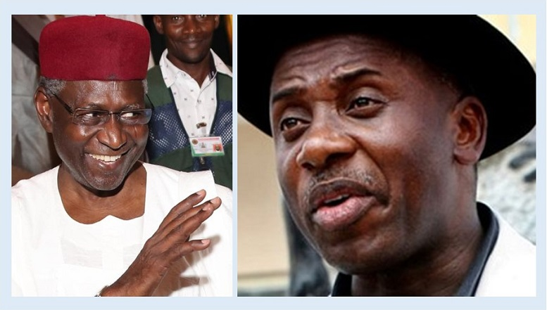Abba Kyari Orders DSS To Walk Amaechi Out Of Office