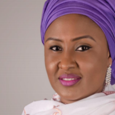 Aisha Buhari, better return before someone else takes over the other room