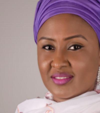 Buhari's Wife Lamblasts Buhari On BBC Interview [Audio Attached]