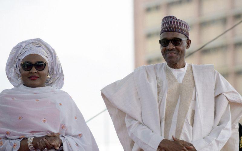 EFCC Turns Searchlight On Aisha Buhari And Her Siblings