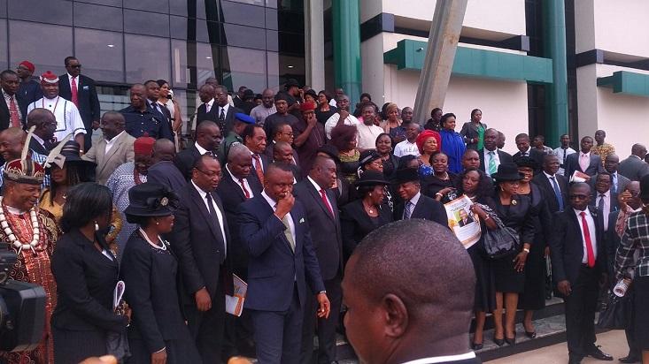 Enugu Gets New Chief Judge