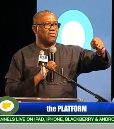 """Peter Obi Lies: """"He Built The First Helipad At The Gov't House, Gave Away SUV's To Girlfriends"""" – Former Aide / Kinsman"""
