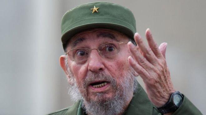 Cuba's Fidel Castro, Former President, Dies Aged 90