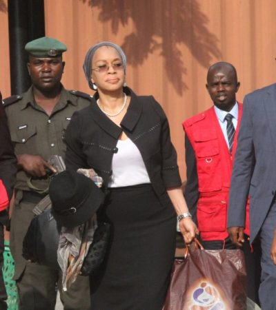 Justice Ajumogobia, Obla Arraigned for Bribery and Unlawful Enrichment