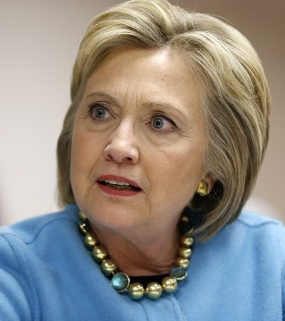 Buhari Donated $500m To Clinton's Campaign – US Group