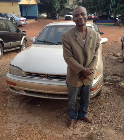 Police Arrests Alleged Notorious Car Theft Kingpin In Enugu