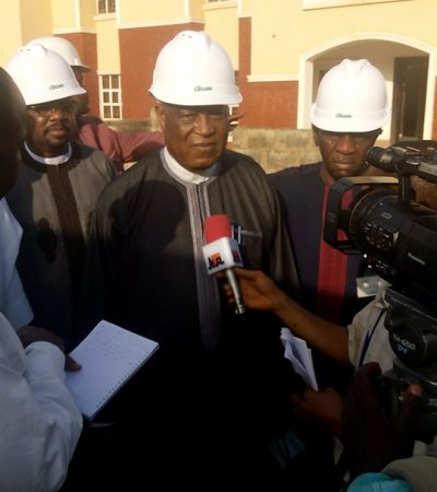 Senator Gemade Charges FHA On Improved Social Housing For Nigerians
