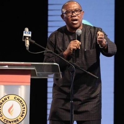Peter Obi Must Leave The Stage, Anambra Is Doing Well Under Obiano
