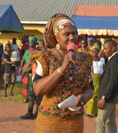Mrs. Obiano Restates Governor's Commitment To Making Anambra First