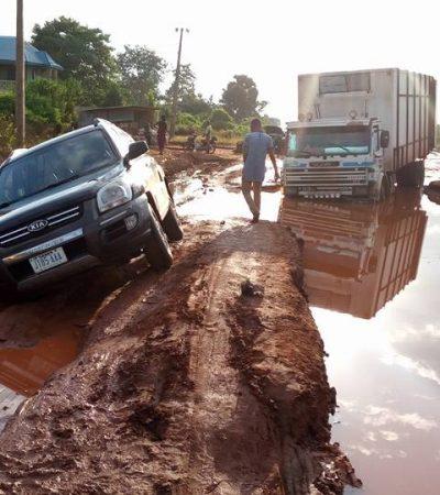 Abandoned Enugu-Onitsha Expressway To Go Into 2017 Budget, Senate Assures