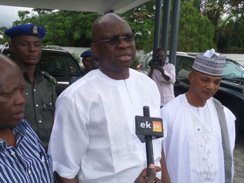 FG $1bn Excess Crude Money To Fund Buhari's 2019 Election, Not To Fight Boko Haram – Fayose Alleges