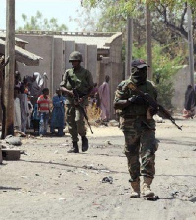 FG Recovers Treasure Trove of Materials From Boko Haram, Calls For Vigilance