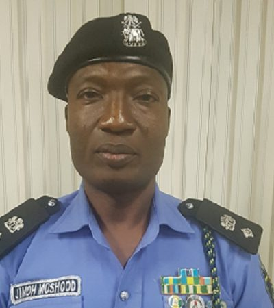 IGP Appoints CSP Jimoh O. Moshood As The New Substantive Force Public Relations Officer (FPRO)