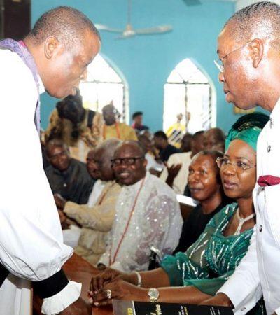 Man Assaults Okowa Inside Chapel