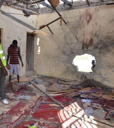 Suicide Bomb Attack Leaves 2 Dead At Maiduguri Mosque