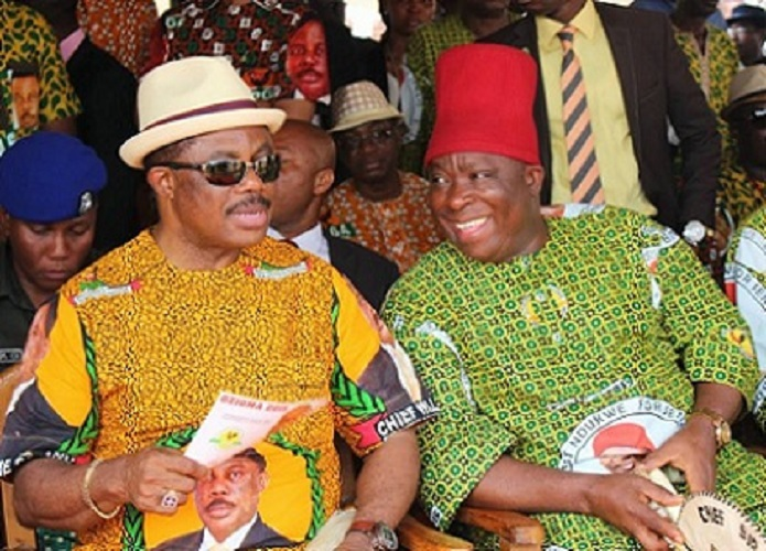 Umeh Tackles APC Chair Over Comment To Take Over Anambra November 18