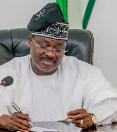 I am ready for probe–Ajimobi