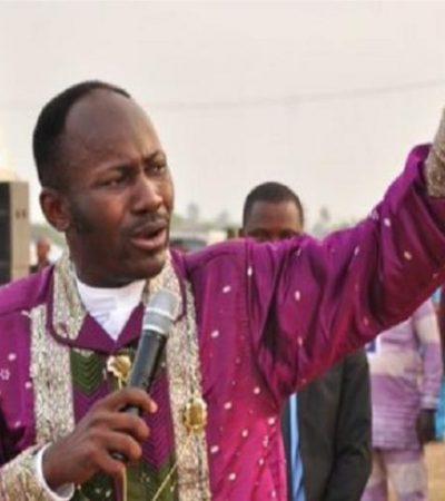 """""""Don't Divide Nigeria"""" – Apostle Suleman Warns Buhari, El Rufai"""