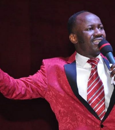 Botched 'Kidnap' Attempt On Apostle Suleman, Draconian, Dangerous Says Church