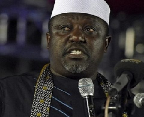 Gov Okorocha Warns Bishop Chukwuma Over Workers' Salaries