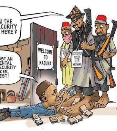 Southern CAN Blame S. Kaduna Pogrom On Gov. El-Rufai