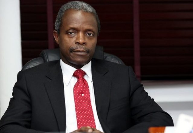 Restructuring: VP Osibanjo Is Afflicted With Virus Of Power Amnesia – By Erasmus Ikhide