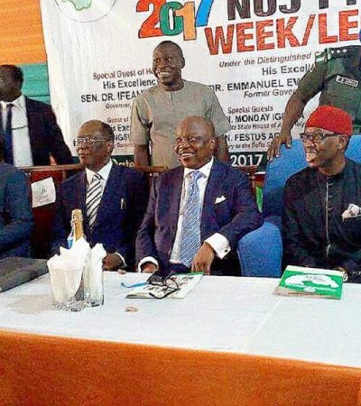 Activities Of Blackmailers Can Lead To Serious Security Challenges, Uduaghan Warns