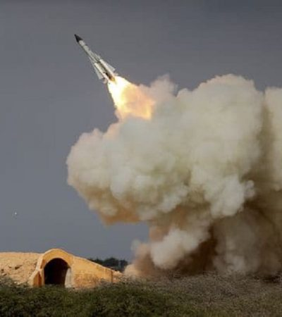 Iran And China Respond To Trump With Military Drills
