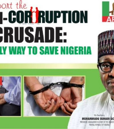 Woman Absconds With Anti Corruption Crusade Crowd Hire Money