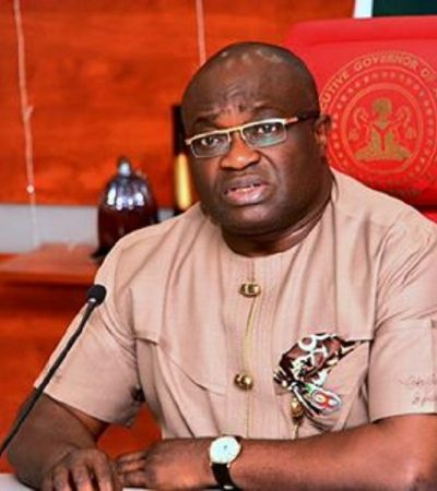Ikpeazu Seeks Afreximbank's Support For Abia Development