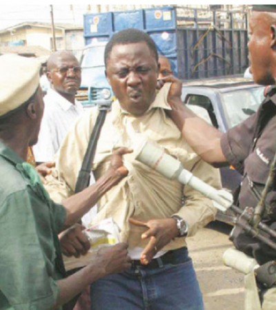 And The Journalist Died! – By Odogwu Emeka Odogwu