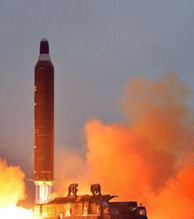Pentagon: Iran Tested a Ballistic Missile With North Korean Origins