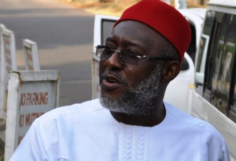 N400m ONSA Scam: Metuh's Ill Health Stalls Trial